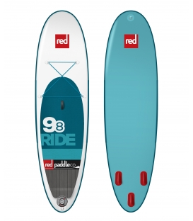 RED PADDLE CO Paddleboard Ride 9'8 (2015)