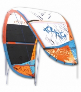 GAASTRA Kite Toxic Orange/Blue 12,0 (2014)