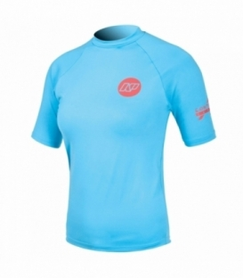 NEILPRYDE Lycra Contender Ladies' S/S Modrá L (2017)