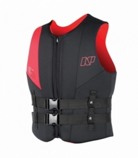 NEILPRYDE Vesta Neo Flotation Vest (USCG) Čierna/Červená XL (2017)