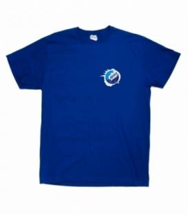 BOARD ACADEMY Tričko Blue - Xl