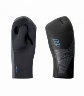 NEILPRYDE Neoprénové Rukavice Split Finger Glove - Open Palm Čierna/Modrá XS (2017)