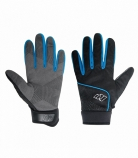 NEILPRYDE Neoprénové Rukavice Full Finger Amara Glove Čierna/Modrá XL (2017)