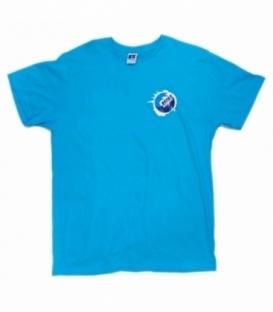BOARD ACADEMY Tričko Light Blue - 2xl