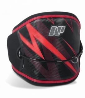 NEILPRYDE Trapézy Flash Čierna/Červená XL (2017)
