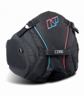 NEILPRYDE Trapézy Core Seat Čierna XS (2017)