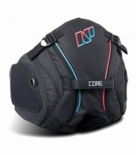 NEILPRYDE Trapézy Core Seat Čierna L (2017)