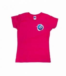 BOARD ACADEMY Tričko Pink - S