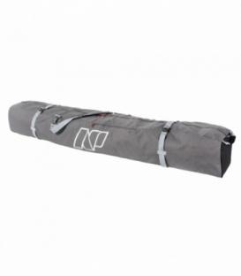 NEILPRYDE ws obal Expandable Quiver Sail Bag Čierna/Sivá Min 265/Max 305 x 40 x 30cm (2017)