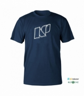 NEILPRYDE Tričko NP Tee Modrá XL (2017)