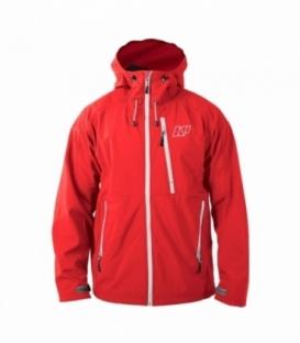 NEILPRYDE Bunda Softshell Jacket Červená XL (2017)