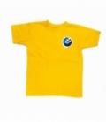 BOARD ACADEMY Tričko Yellow - Kids