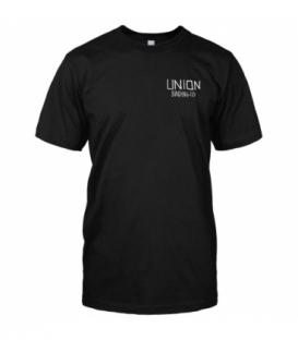 UNION Snb Viazanie Short Sleeved T-Shirt Black- XL (2017/2018)