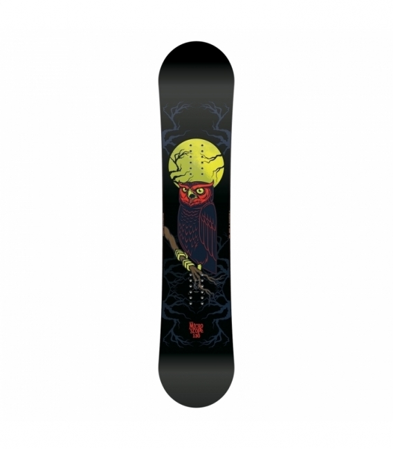 CAPITA Snowboard Micro-Scope 130 (2017/2018) - JAZDENÝ