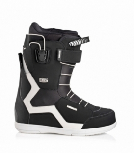 DEELUXE Snb topánky ID 6.3 PF Black/White 31 (2017/2018)
