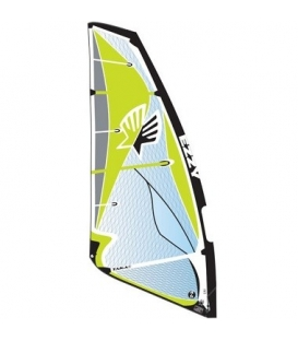 EZZY SAILS Plachta Taka yellow 5,3 2017