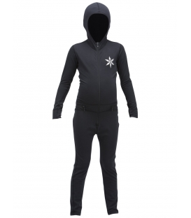 AIRBLASTER Termoprádlo Youth Ninja Suit Black - M