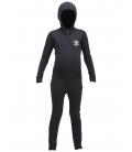 AIRBLASTER Termoprádlo Youth Ninja Suit Black - L