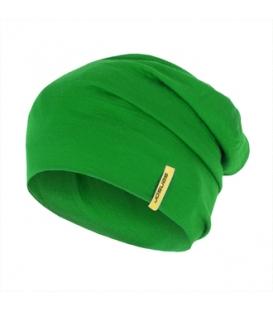 SENSOR čiapka MERINO WOOL zelená - M