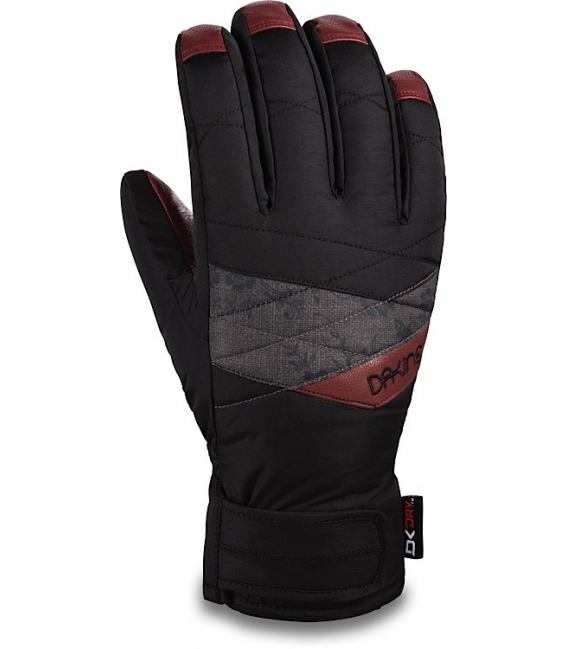 DAKINE Zimné Rukavice Tahoe Short Glove Claudet - M