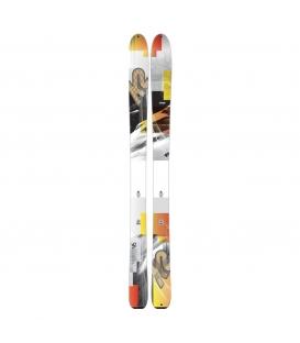 K2 Lyže Talkback 14/15 170 cm + pásy + palice