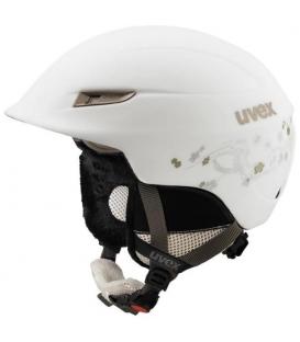 UVEX Prilba Gamma WL White-Prosecco mat 53 - 57 cm