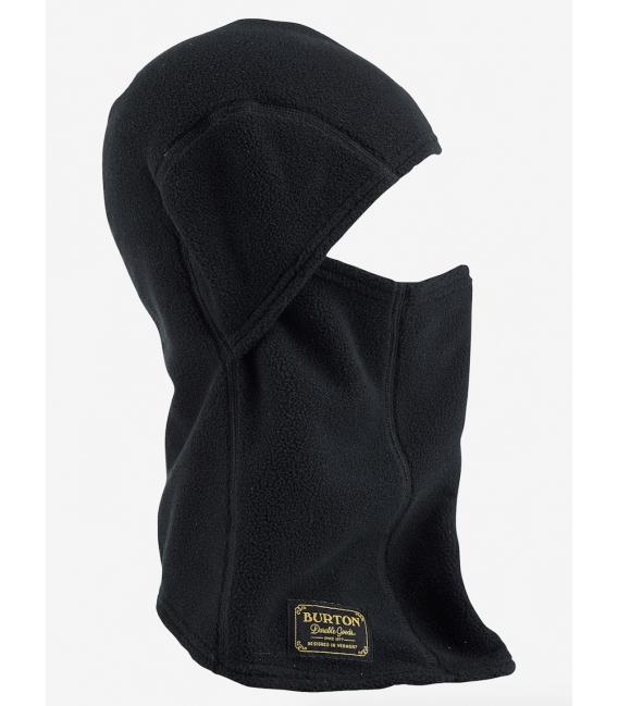 BURTON Balaclava Ember Fleece True Black L/XL