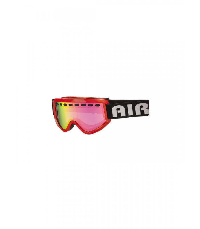AIRBLASTER Okuliare OG Air Goggle Red  33f35bfd823