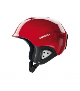 CARRERA Prilba CJ-1 Red 53-57