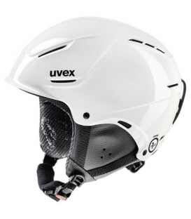 UVEX Prilba p1us Junior White 52 - 55 cm