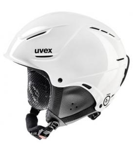 UVEX Prilba p1us 2.0 Lime Mat 55 - 59 cm