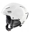 UVEX Prilba p1us Junior White 52 - 55 cm