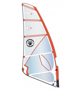 EZZY SAILS Plachta Legacy Orange 7.5 (2018)
