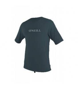 O'NEILL Lycra Premium Skins S/S Sun Shirt Slate - L