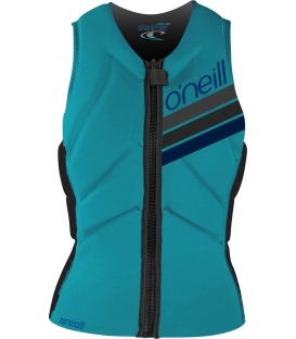 O'NEILL Vesta WMS Slasher Kite Vest Capri Breeze/Black - 8