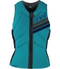O'NEILL Vesta WMS Slasher Kite Vest Capri Breeze/Black - 6