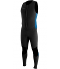 O'NEILL Neoprén Reactor II 2 mm FZ Sleeveless Full Black/Ocean - XL