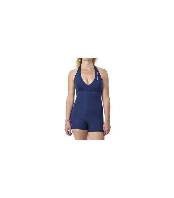 PROLIMIT Neoprén PG Fire Swimsuit DL FL Blue/Pink - S