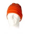 PROLIMIT Neoprénová Čiapka Beanie Striped Orange - XL