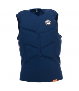 PROLIMIT Vesta Stretch Vest Half Padded Blue/Orange - XL