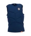 PROLIMIT Vesta Stretch Vest Half Padded Blue/Orange - XL