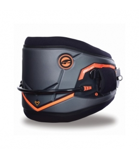 PROLIMIT Trapéz Kite Waist Pro Charcoal/Orange - M