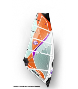 GOYA Plachta Eclipse 3.7 (2013) - Jazdená