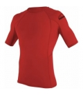 O'NEILL Lycra Surf School S/S Crew RED - XL
