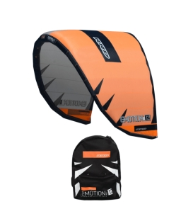 RRD Kite Emotion orange/grey 14.5 MK2 - TESTOVANÝ
