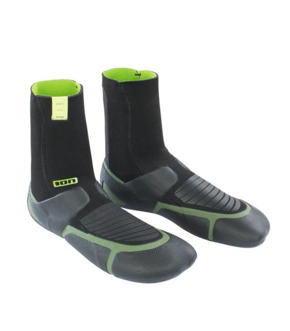 ION Neoprénové topánky Plasma boots black/green 12