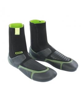 ION Neoprénové topánky Plasma boots black/green 7
