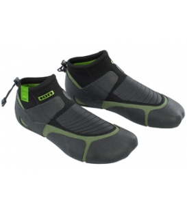 ION Neoprénové topánky Plasma shoes black/green 6