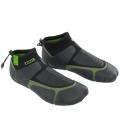 ION Neoprénové topánky Plasma shoes black/green 6 (37)