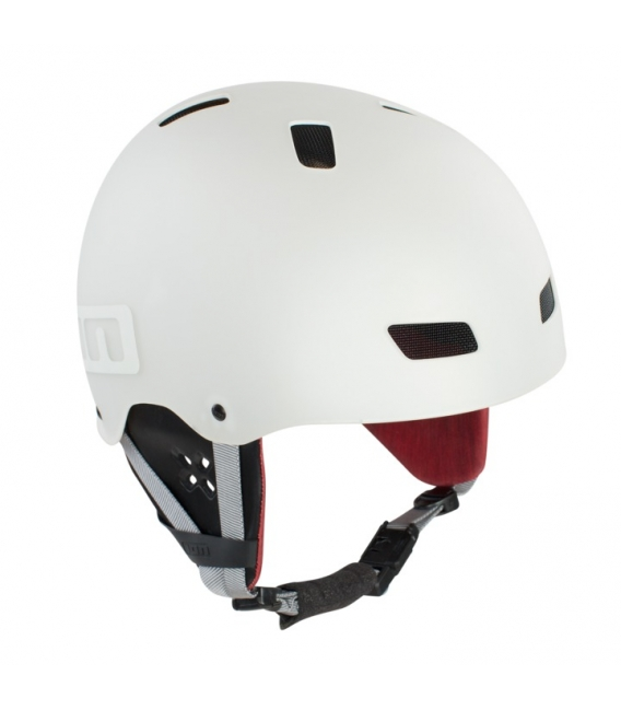 ION Prilba Hardcap 3.1 Trans White XL - XXL